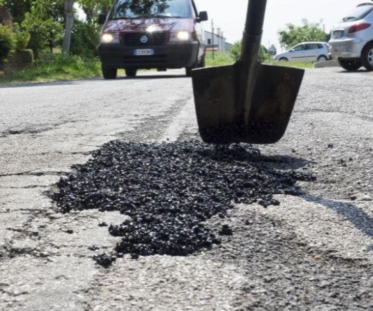 asfalto a freddo